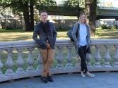 """Koncerta """"LNSO-90. Mariss Jansons un Raimonds Pauls"""" ģenerālmēģinājuma apmeklējums"""