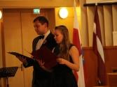 Koncerts, veltīts Latvijas proklamēšanas gadadienai